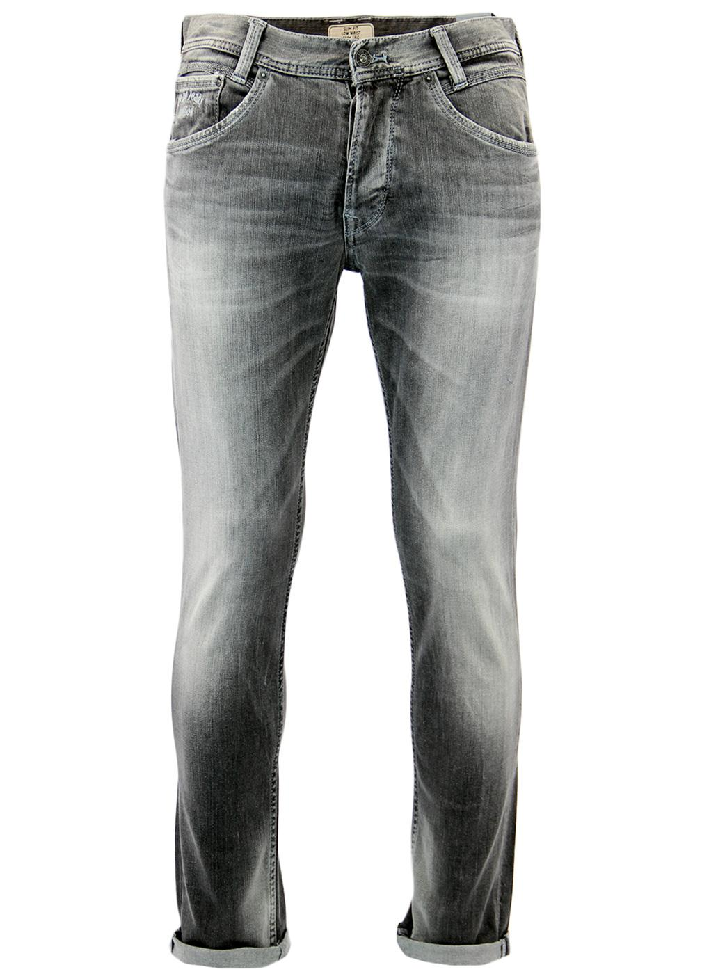 Spike PEPE JEANS Retro Mod Slim Tapered Fit Jeans