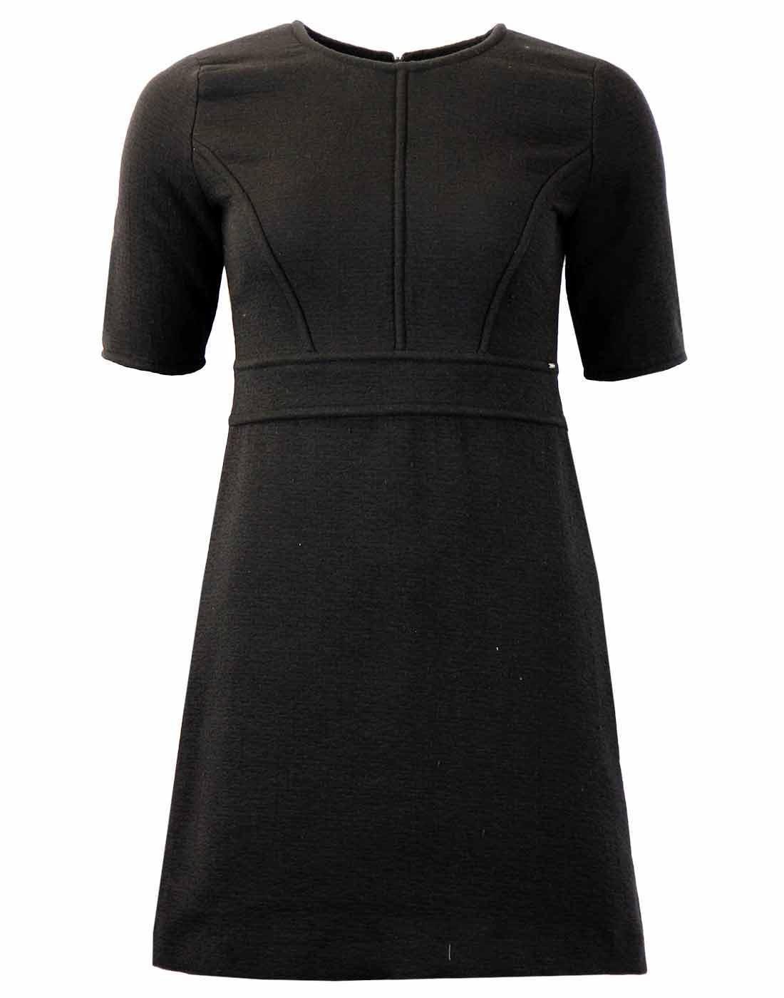 Savick PEPE JEANS Retro Woven 60s Mod Dress