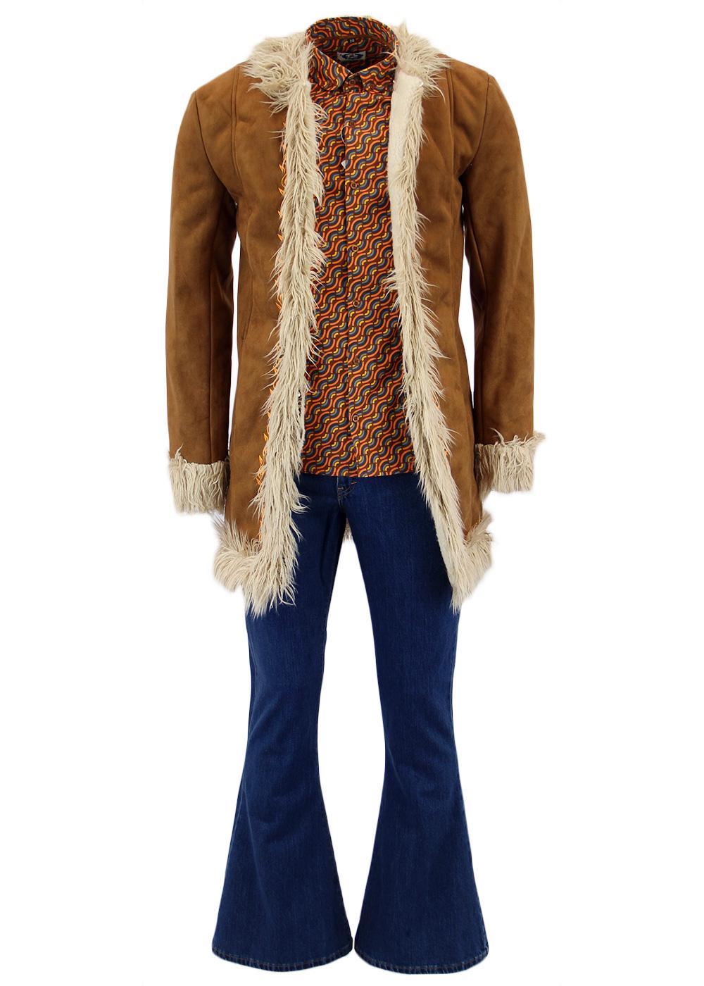 Madcap England Authentic Retro Seventies Outfit