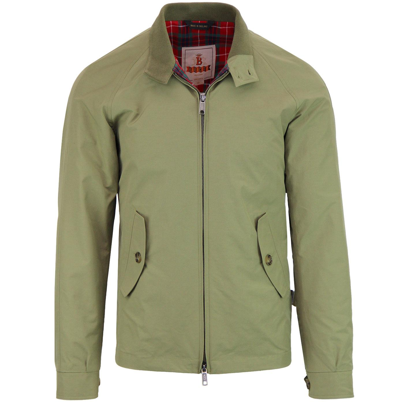 BARACUTA G4 Original Made in England Harrington O