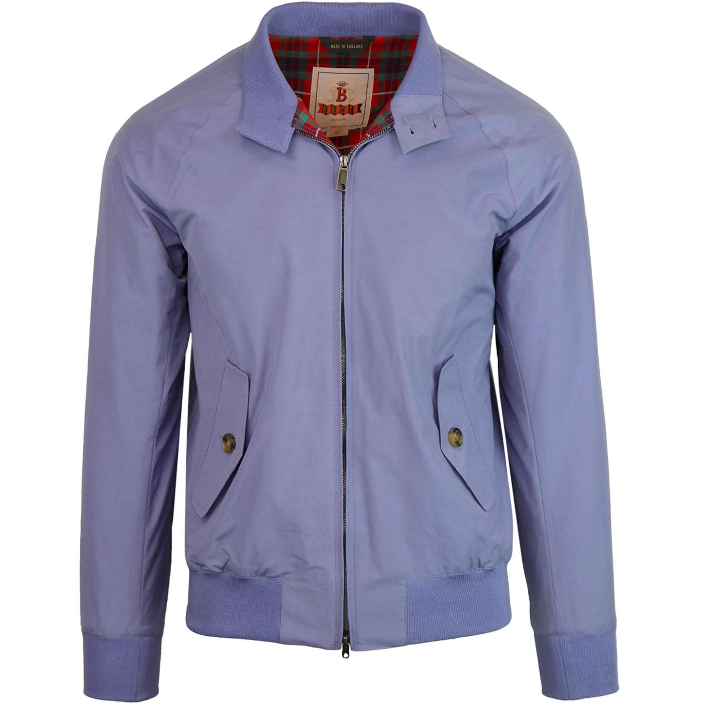 BARACUTA G9 Made in England Harrington (Lavender)