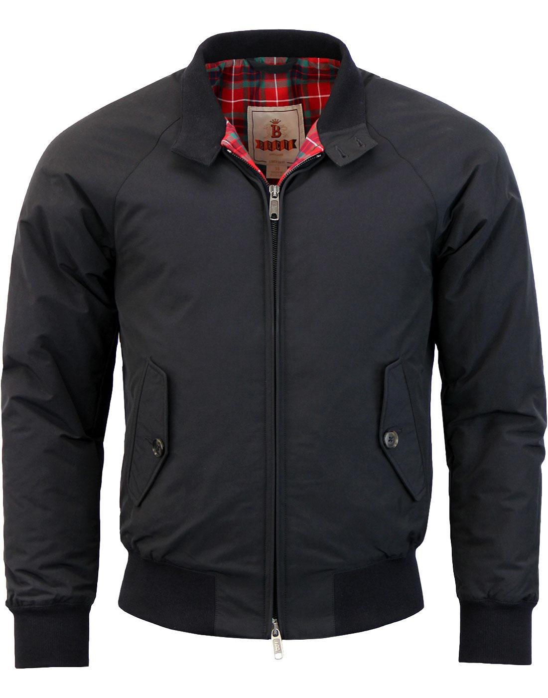 BARACUTA G9 Thermal Padded 60s Mod Harrington (DN)