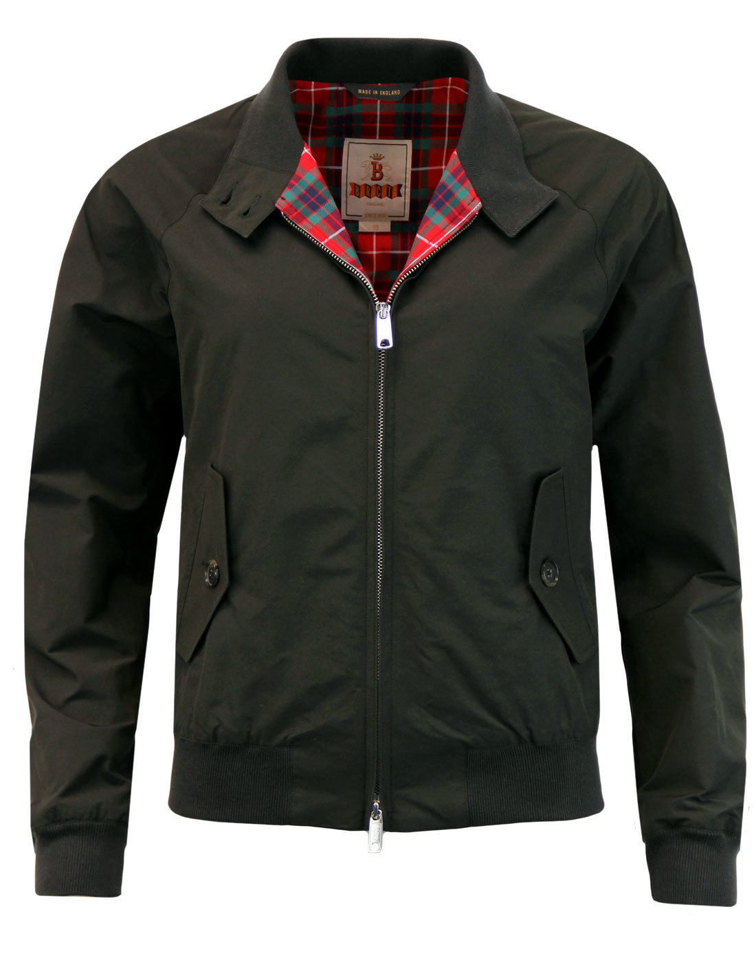 BARACUTA Womens G9 Made in England Harrington (FB)
