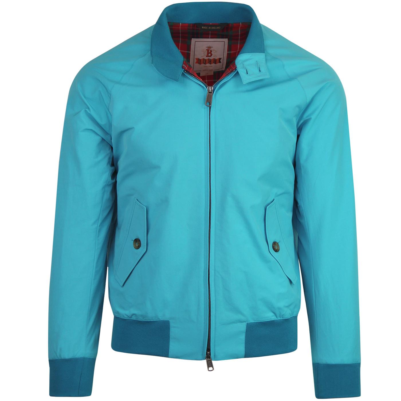 BARACUTA G9 Made in England Mod Harrington (Ocean)