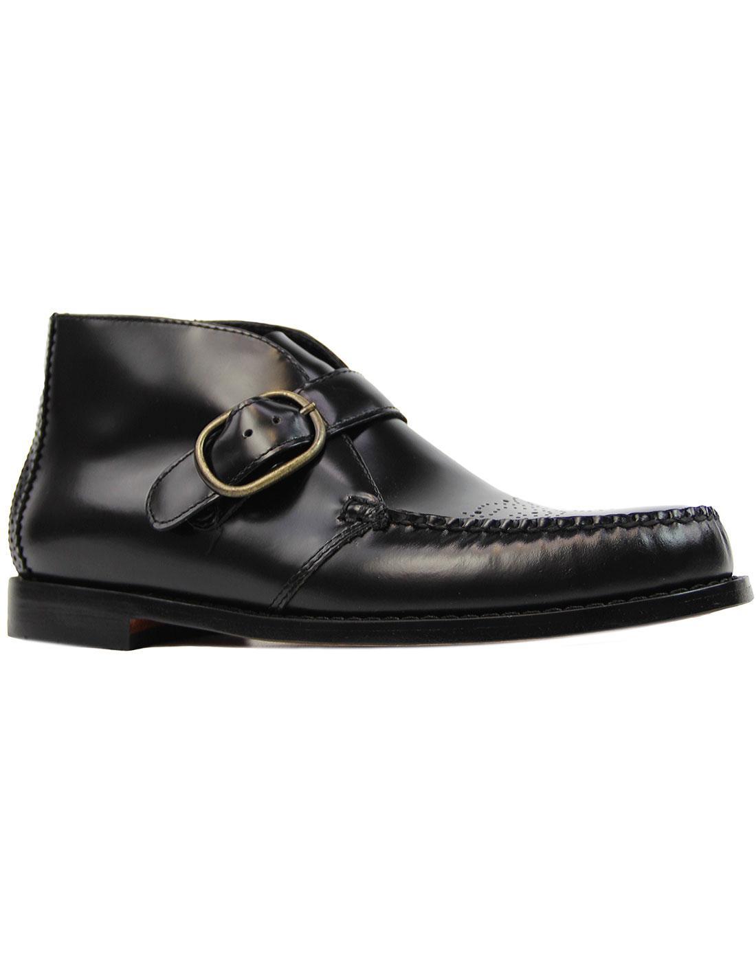Langley Mid BASS WEEJEUNS Mod Chukka Loafer Boots