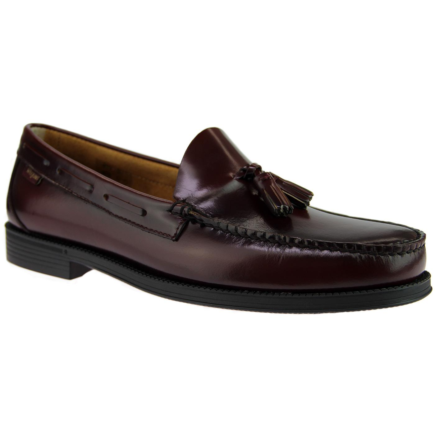Larkin Easy BASS WEEJUNS Moccasin Tassel Loafers W