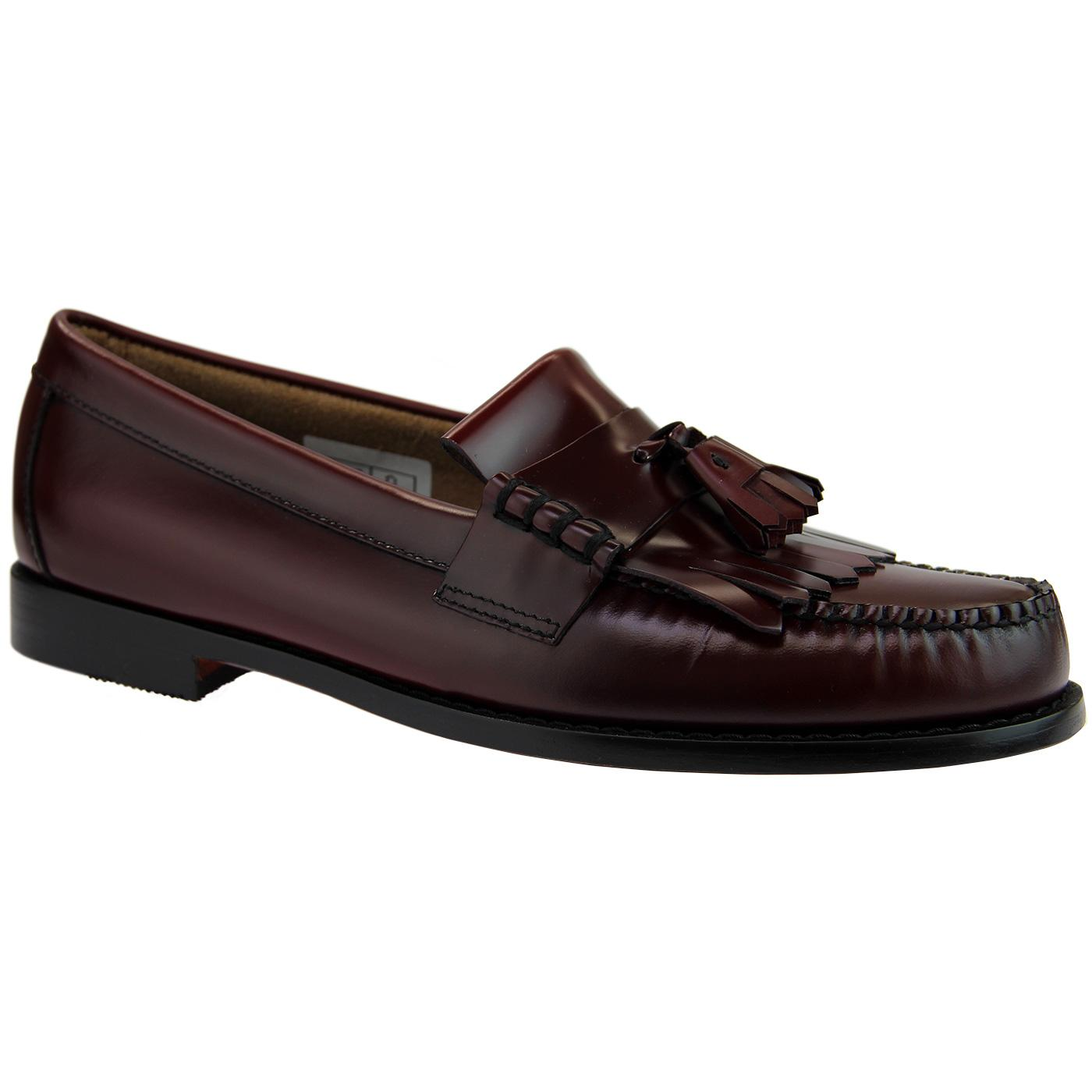 Layton Easy Weejun Loafers in Wine