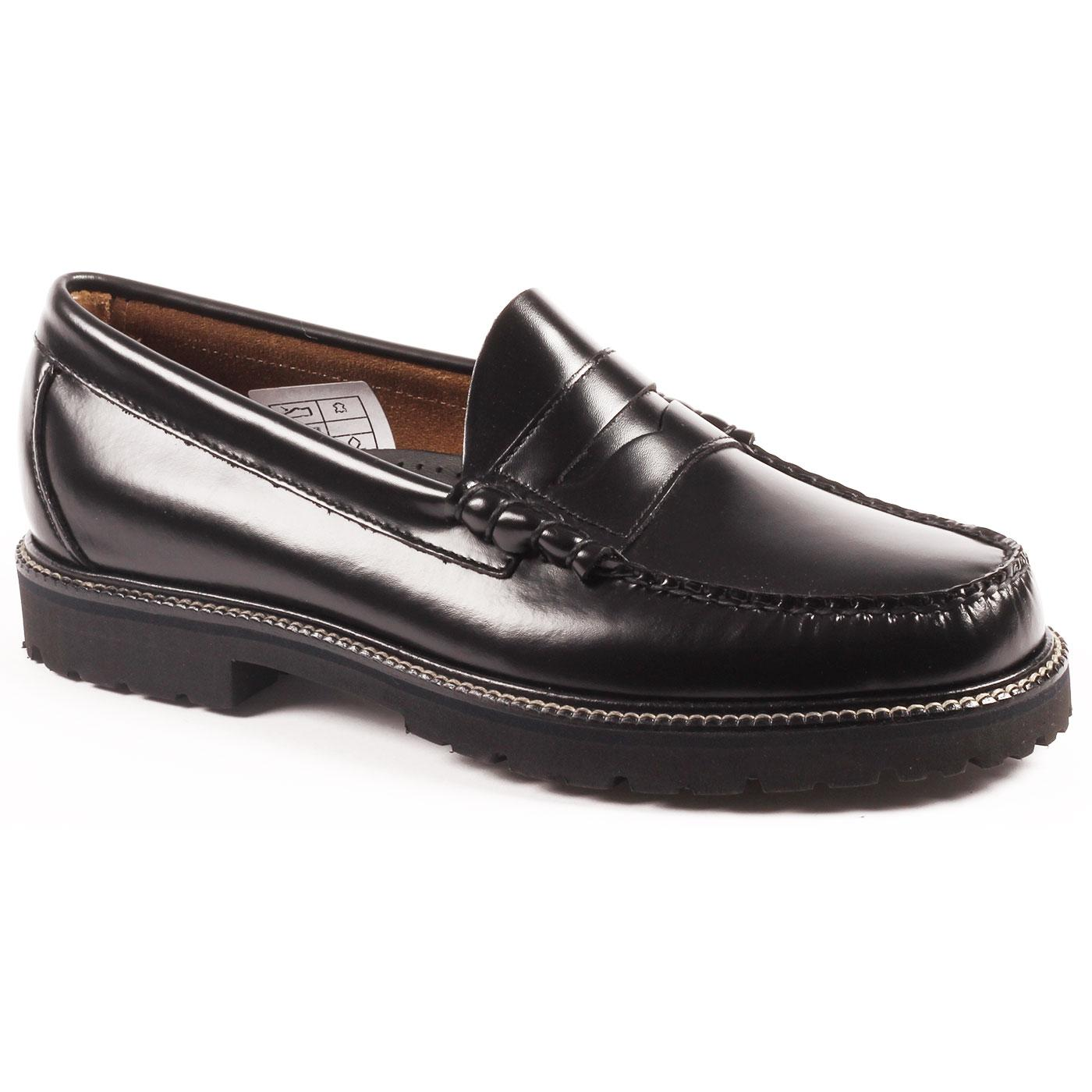 Larson Weejun 90 BASS WEEJUNS Mod Penny Loafers B