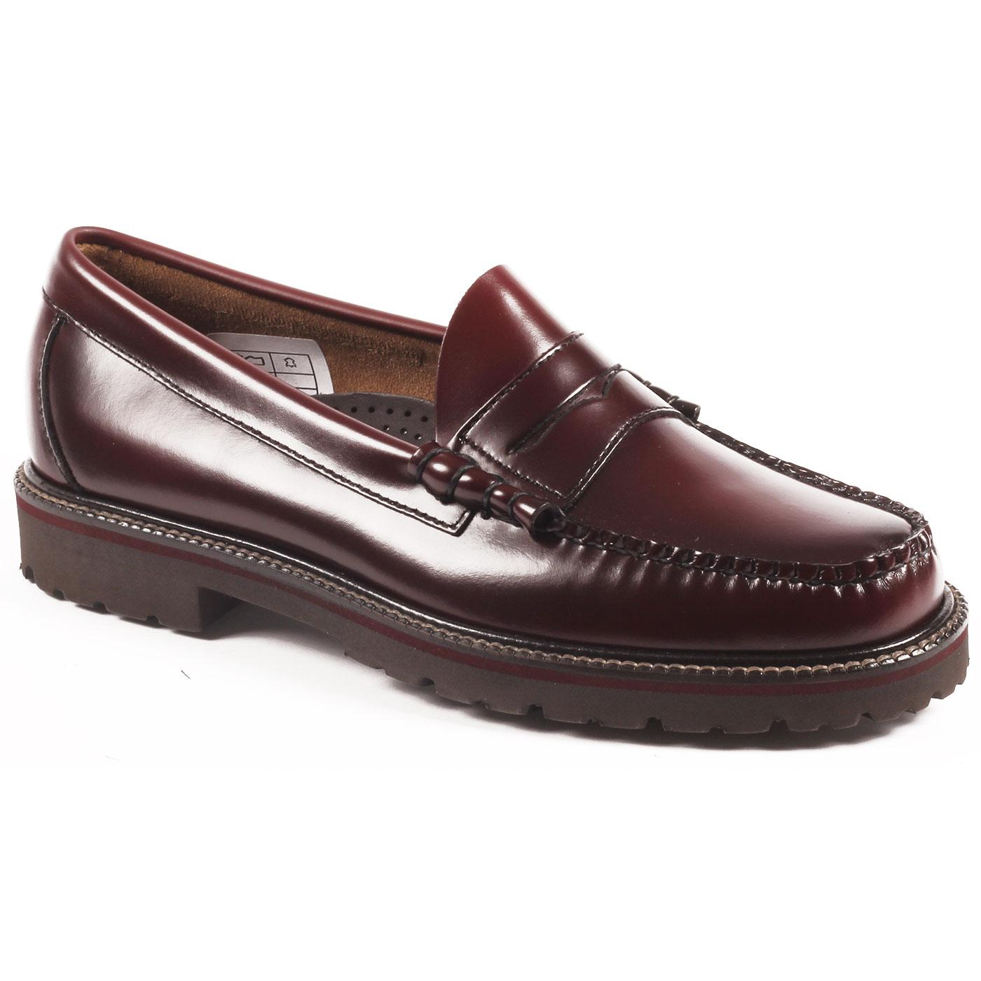 Larson Weejun 90 BASS WEEJUNS Mod Penny Loafers W