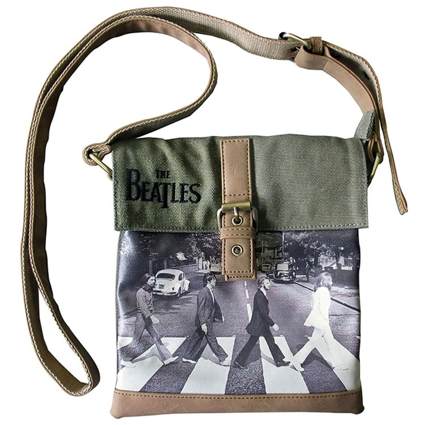 Abbey Road Beatles DISASTER DESIGNS Mini Satchel