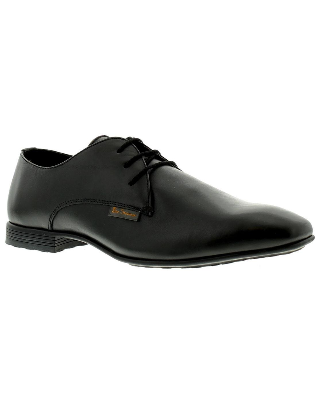 Adair BEN SHERMAN 60s Mod Lace Up Formal Shoes (B)
