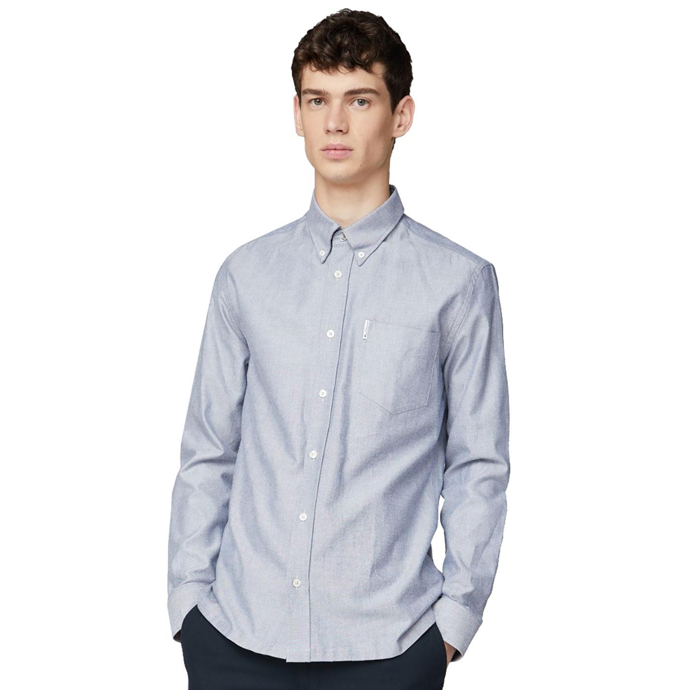 Benny BEN SHERMAN 60's Archive Heavy Oxford Shirt