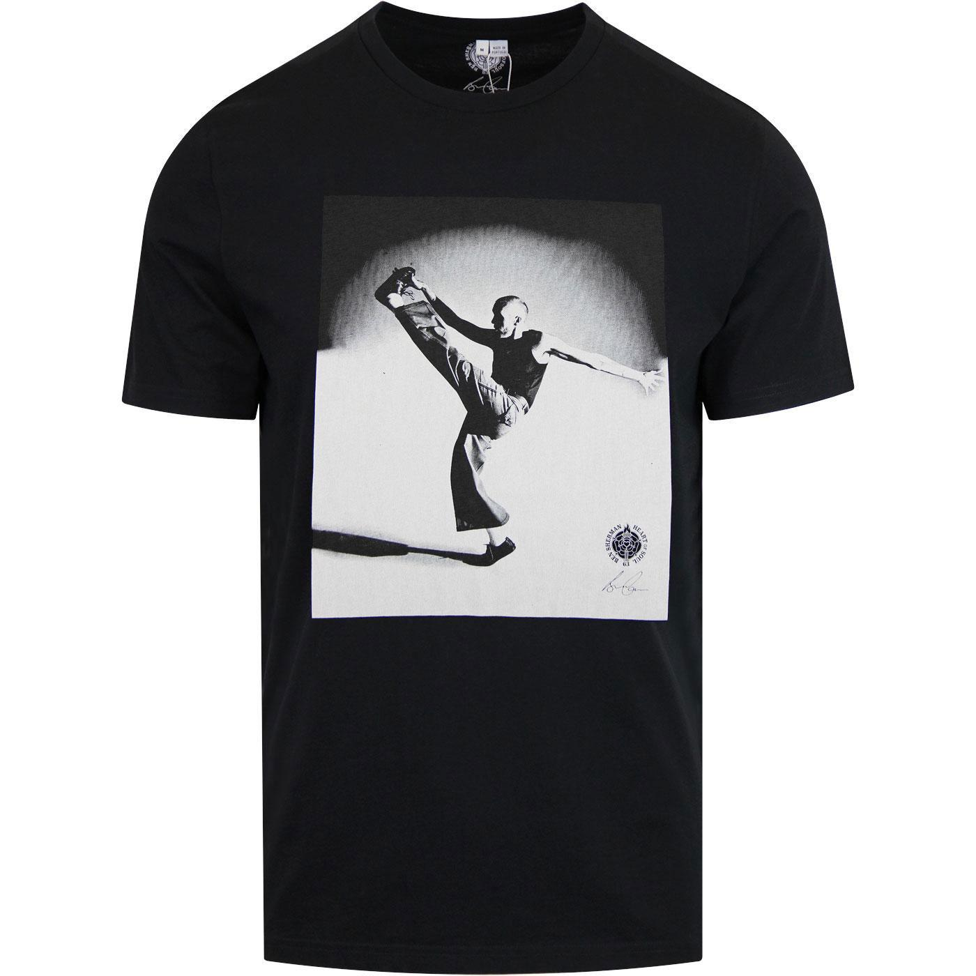BEN SHERMAN Brian Cannon Northern Soul T-Shirt
