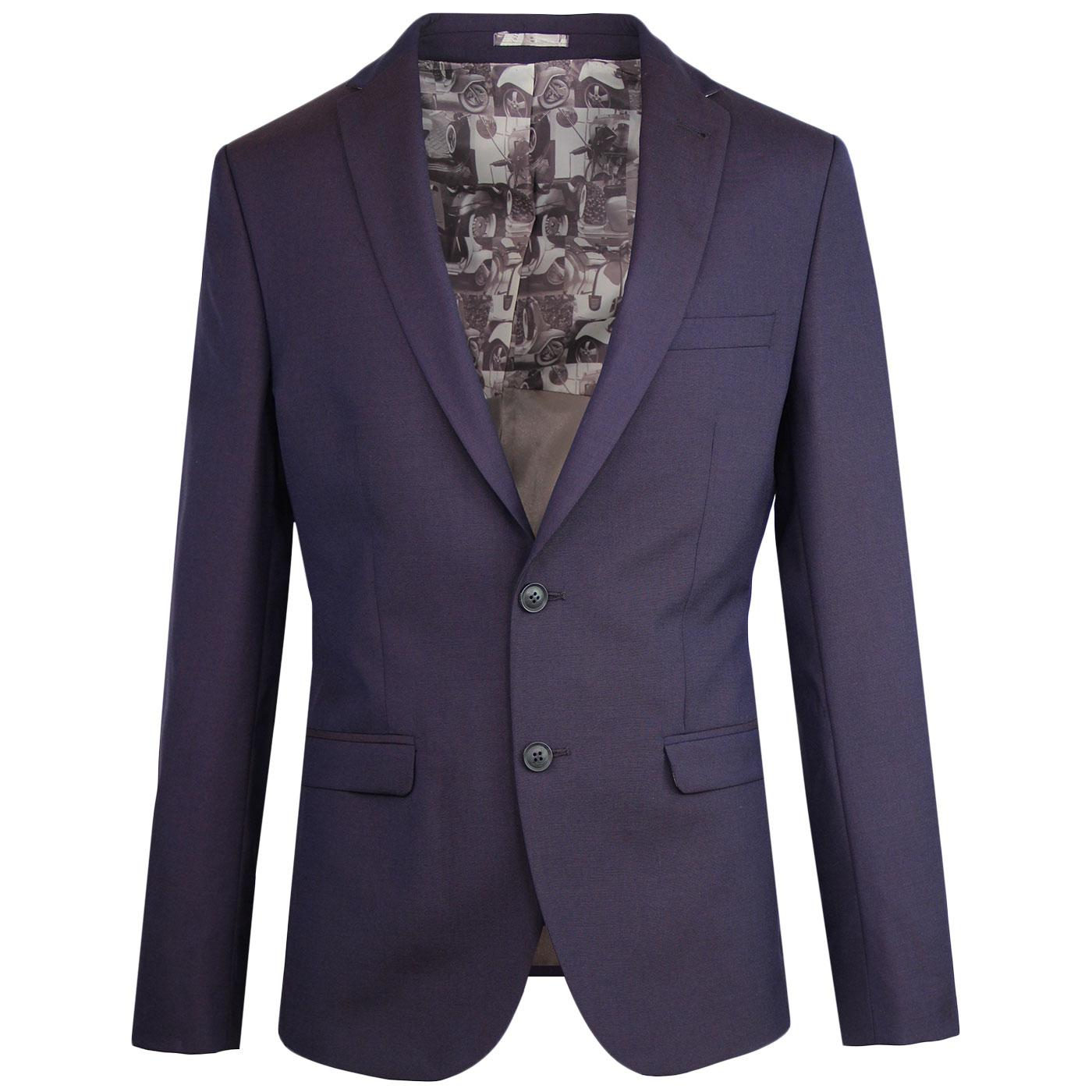 BEN SHERMAN Tailoring Tonic Scooter Suit Jacket A