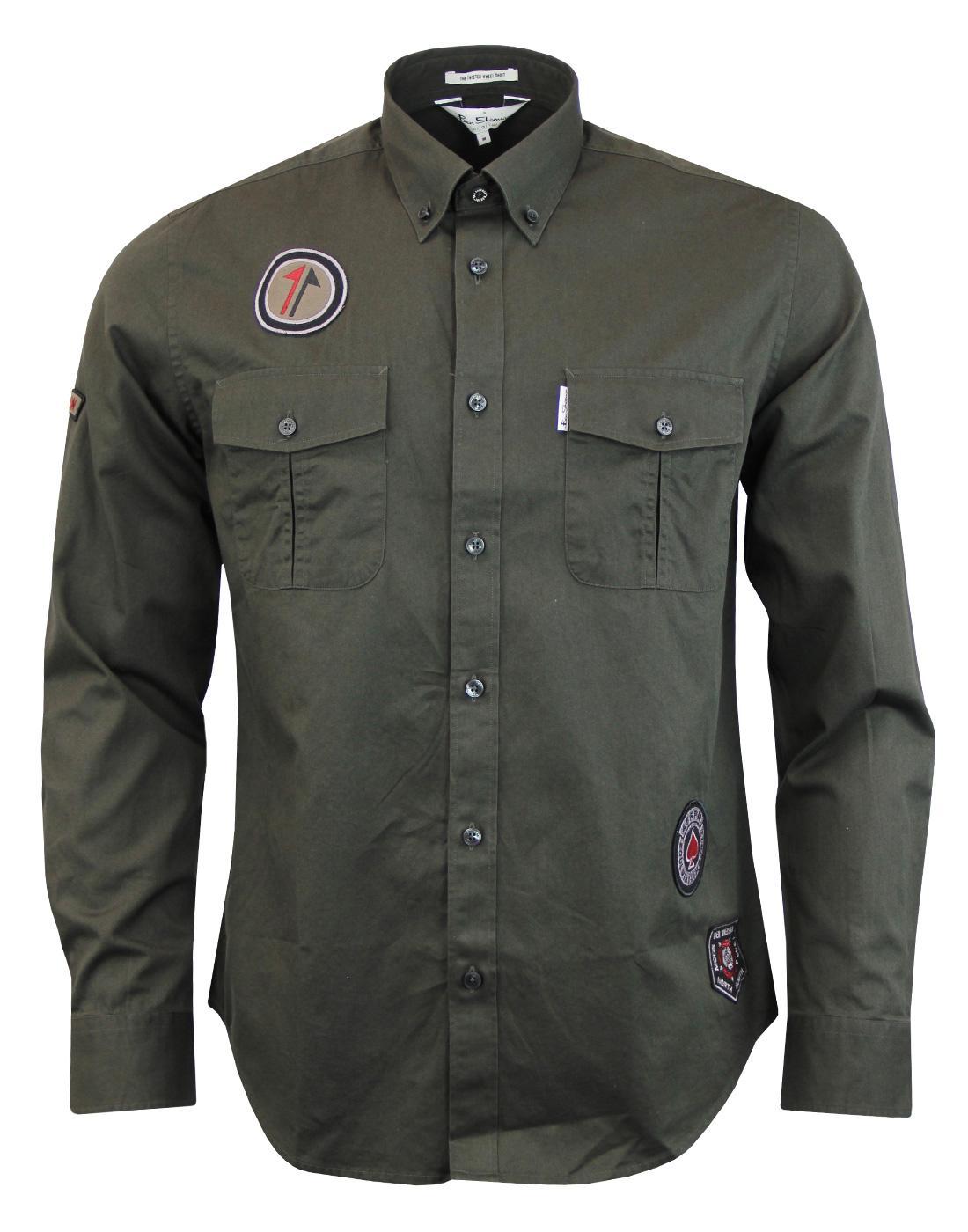 Twisted Wheel BEN SHERMAN Northern Soul Shirt (DG)