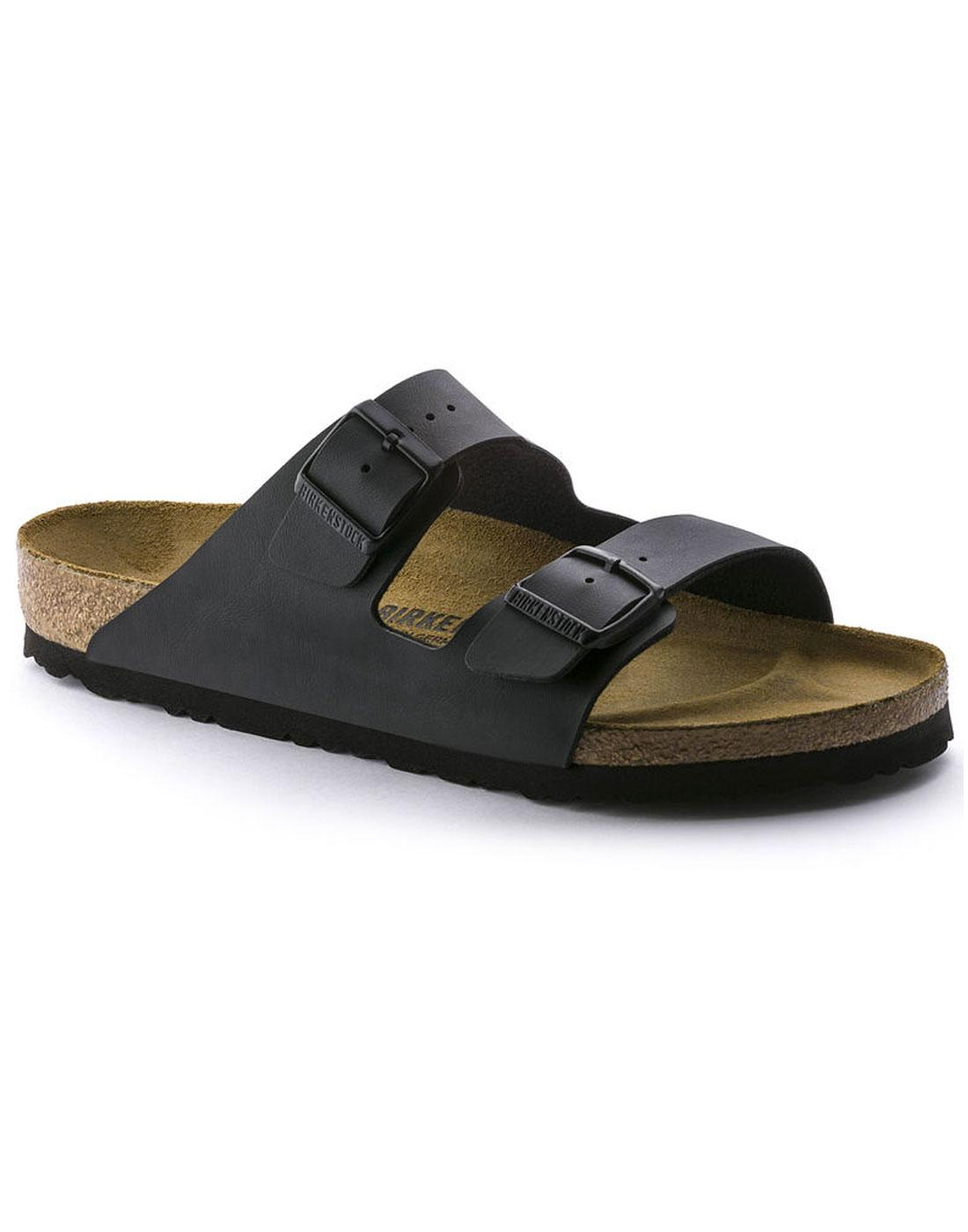 Arizona BIRKENSTOCK Mens Retro 2 Strap Sandals (B)