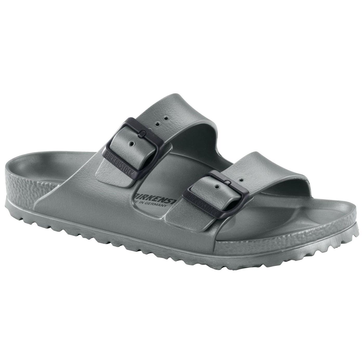 ea477e72ffeb BIRKENSTOCK Arizona EVA Waterproof Sandals in Seal Grey
