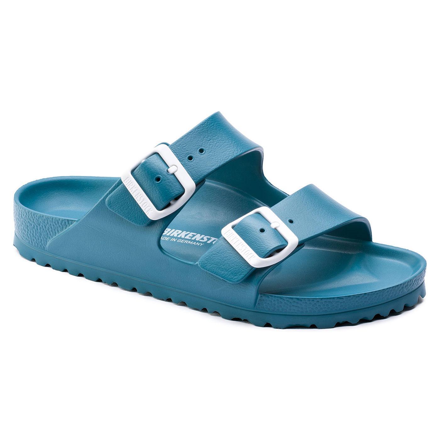9012769c555c BIRKENSTOCK Arizona EVA Waterproof Sandals in Turquoise