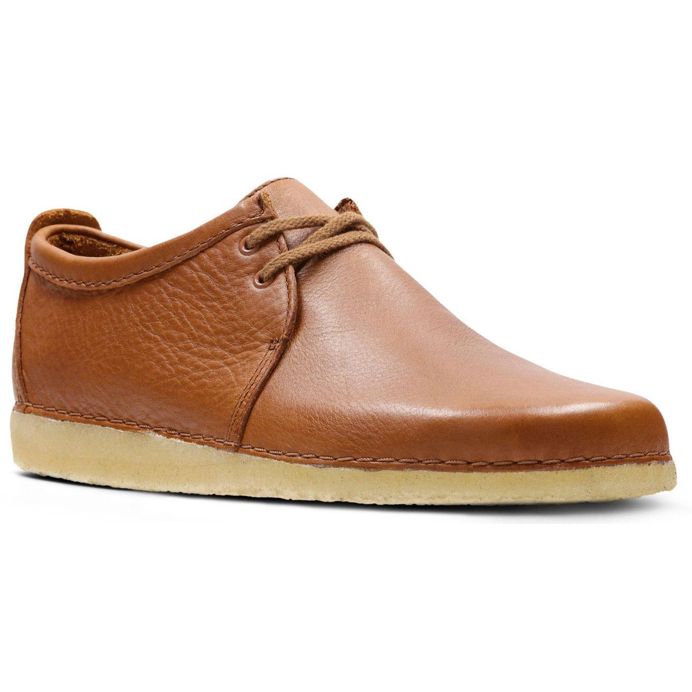 Ashton CLARKS ORIGINALS Men's Leather Shoes COLA