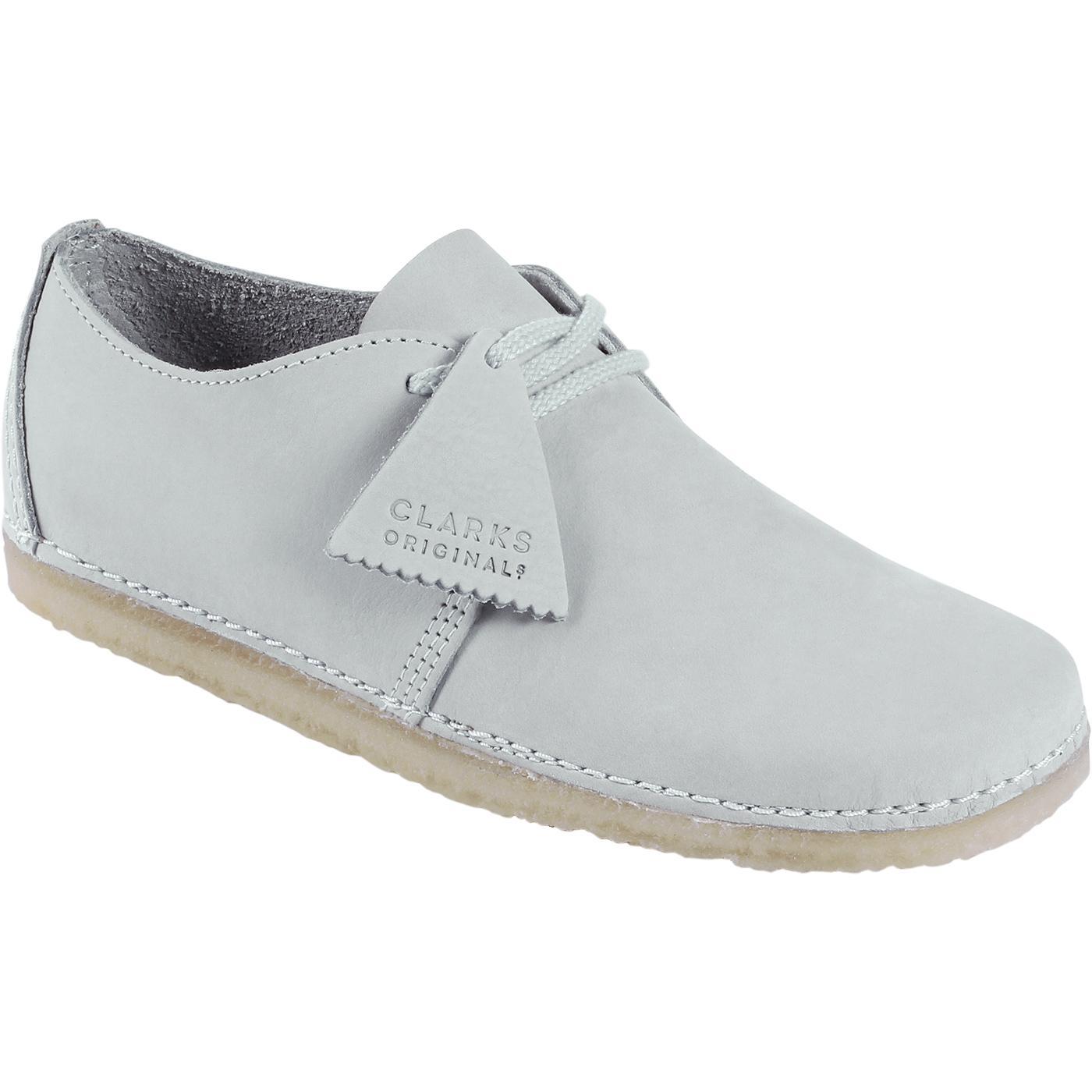 Ashton CLARKS ORIGINALS Women's Nubuck Shoes (LB)