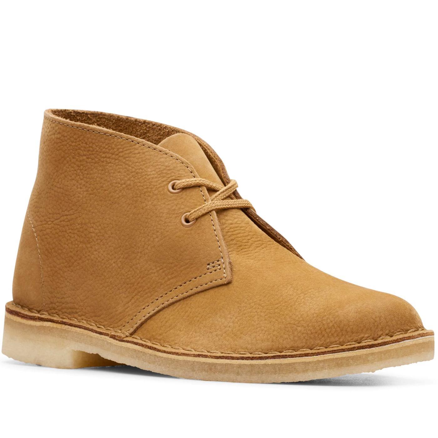 CLARKS ORIGINALS Mod Desert Boots (Oak Nubuck)