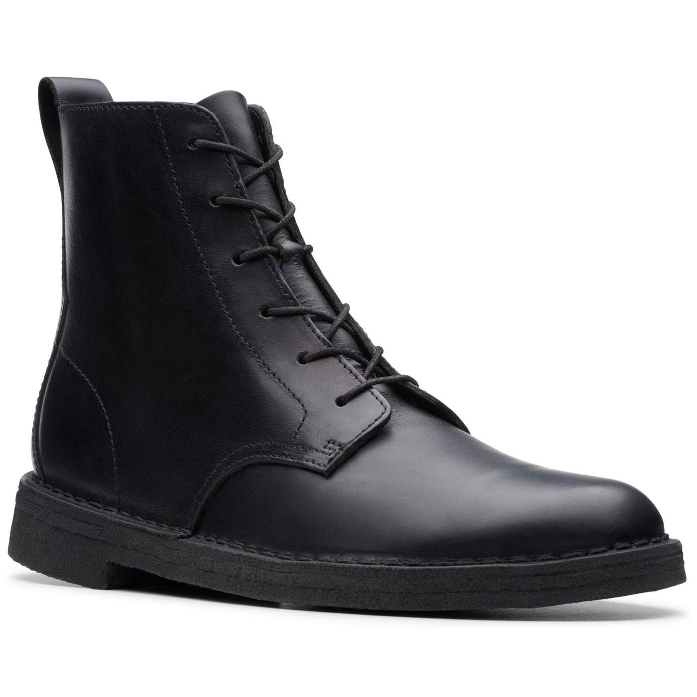 Desert Mali CLARKS ORIGINALS Leather Ankle Boots B