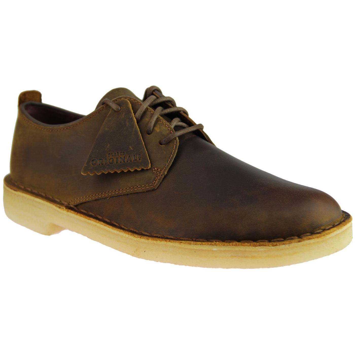 Desert CLARKS ORIGINALS Mens Mod Shoes Beeswax