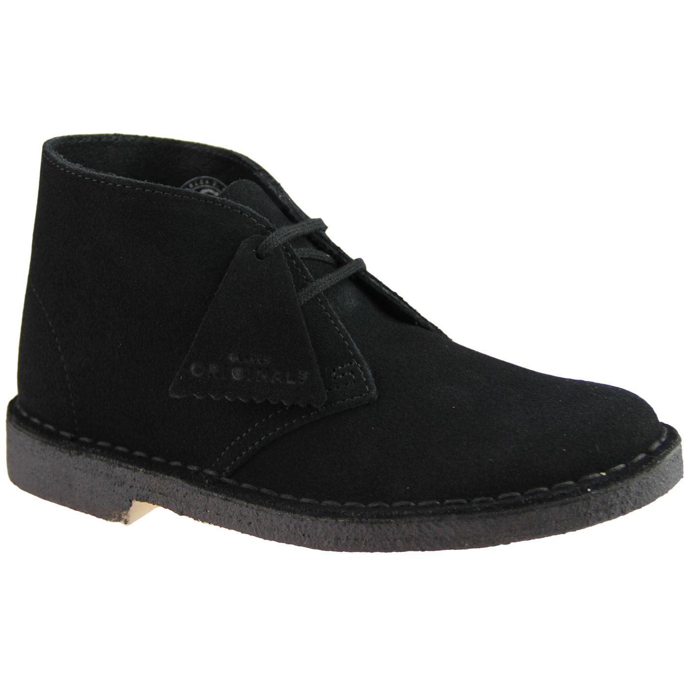Desert Boots CLARKS ORIGINALS Women's Boots Black
