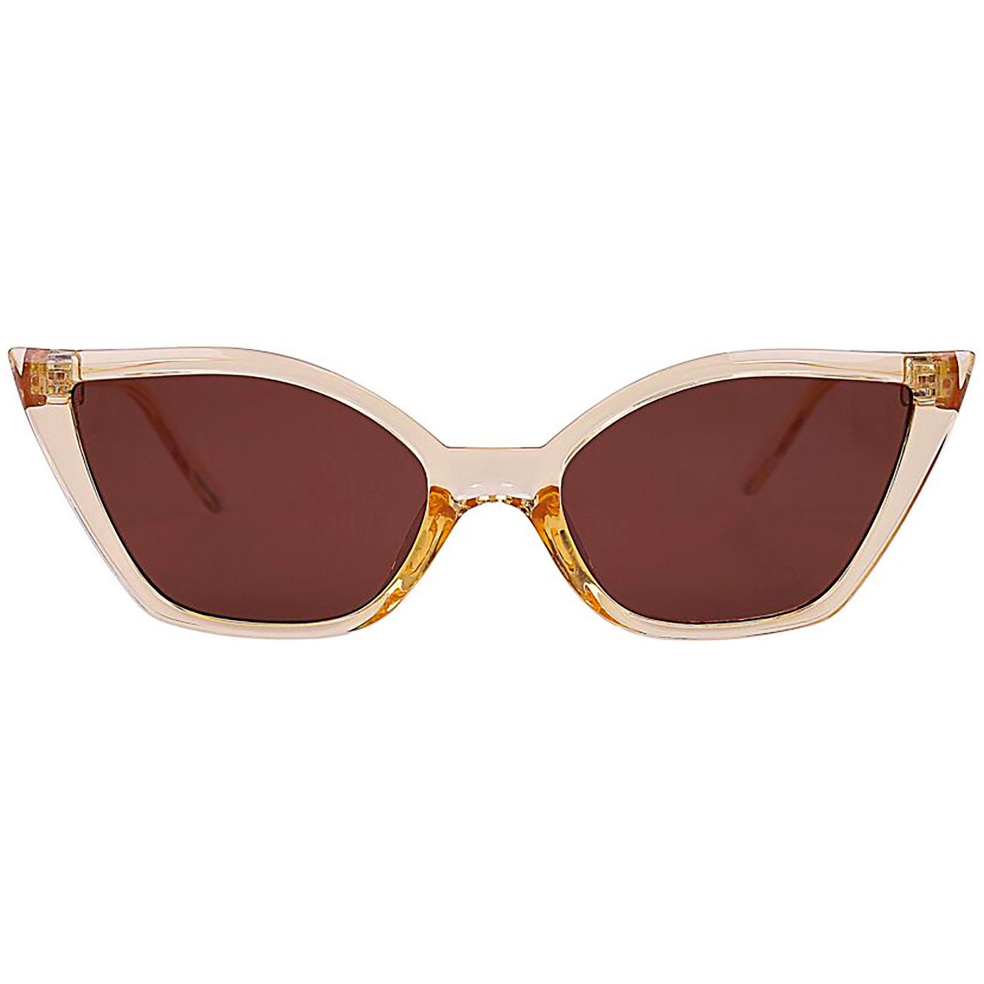 Audrey COLLECTIF Vintage 50s Catseye Sunglasses A