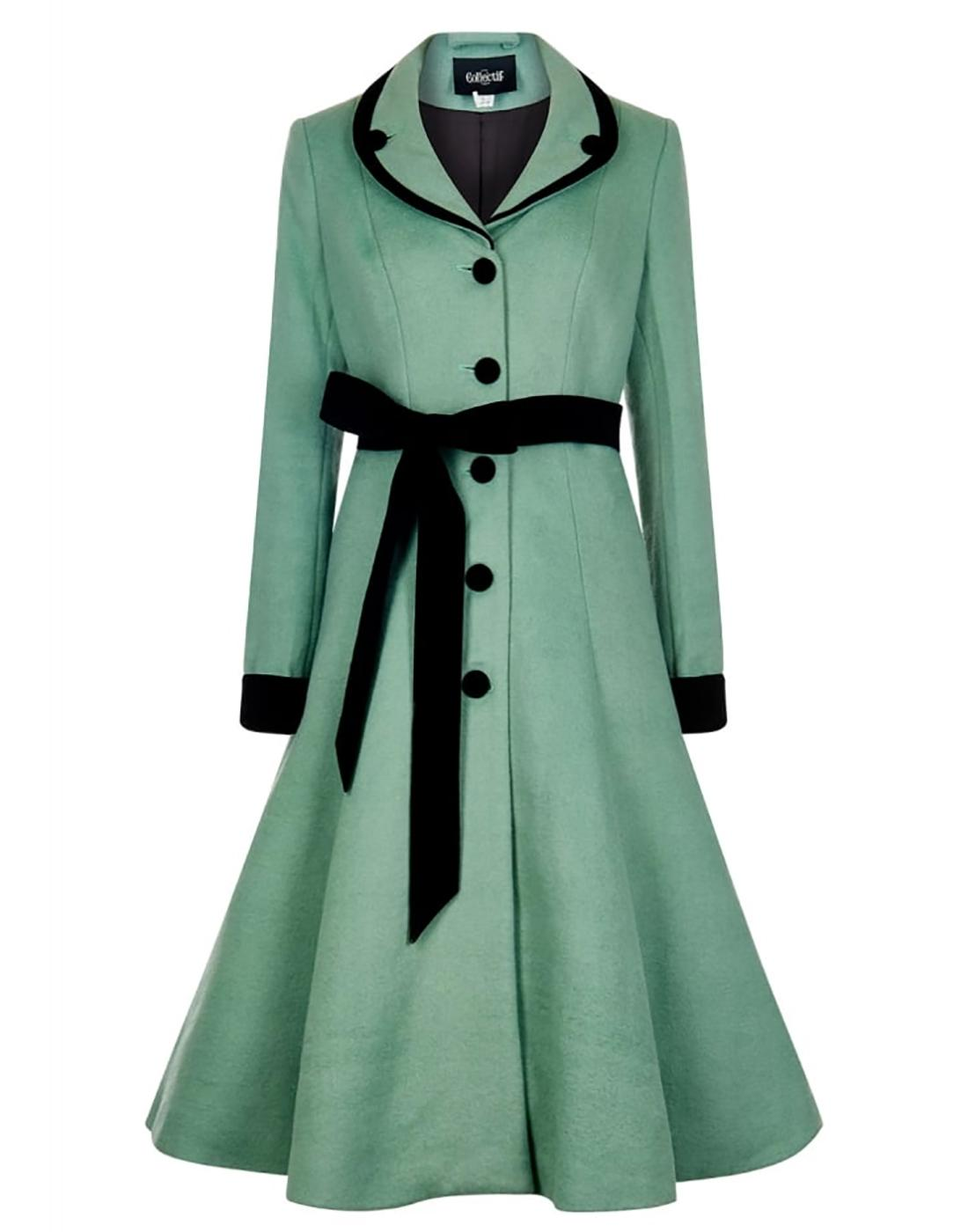 Imma COLLECTIF Retro 50s Vintage Princess Coat