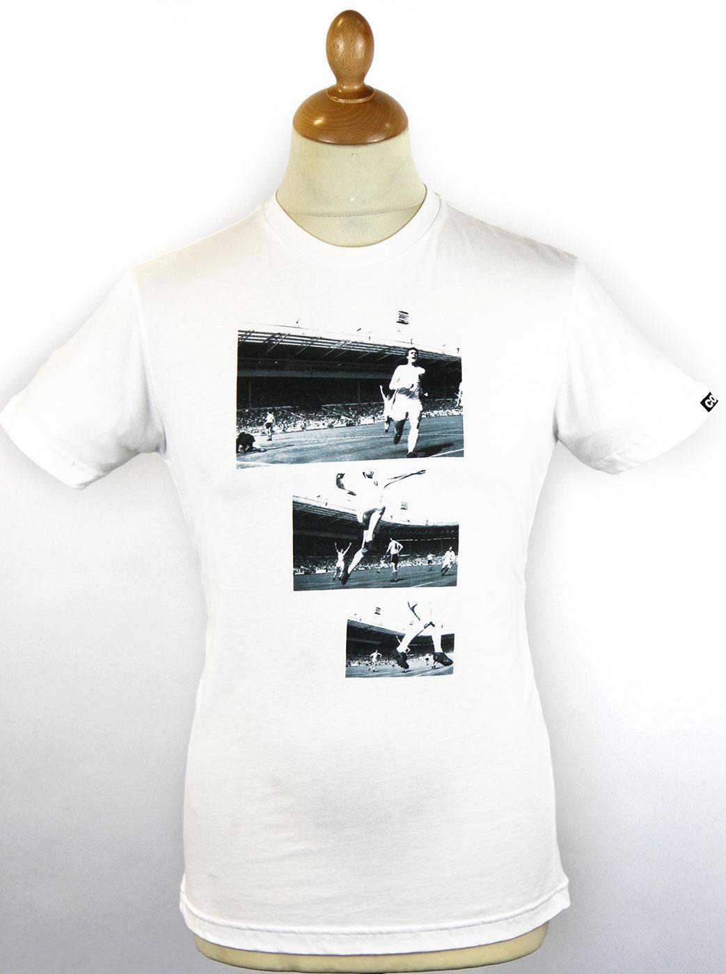 Geoff Hurst COPA Retro World Cup '66 T-Shirt (W)