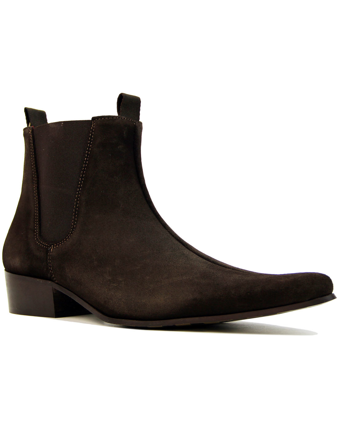 Beatle DELICIOUS JUNCTION Mod Chelsea Cuban Boots