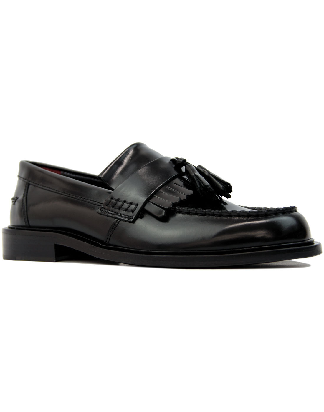 'Rudeboy' Mod Tassel Loafers by DELICIOUS JUNCTION