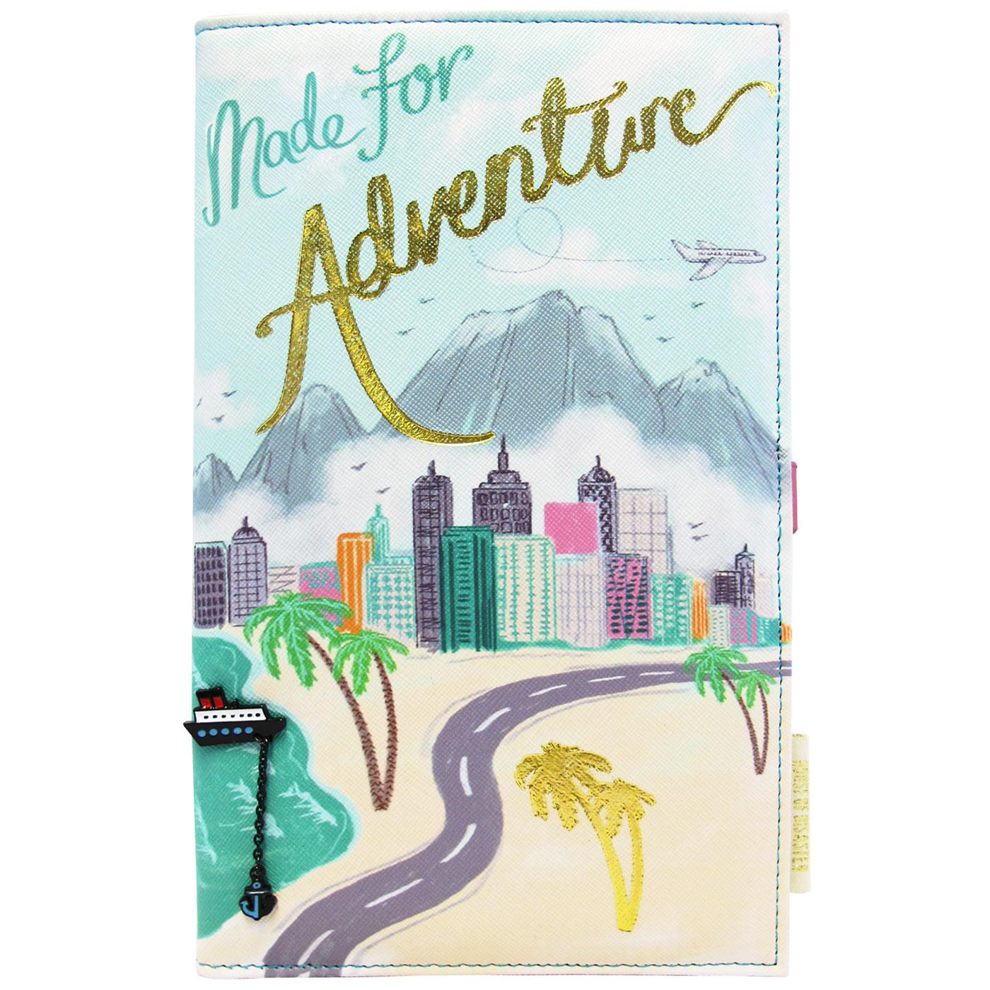 Adventure Keepsake DISASTER DESIGNS Travel Wallet