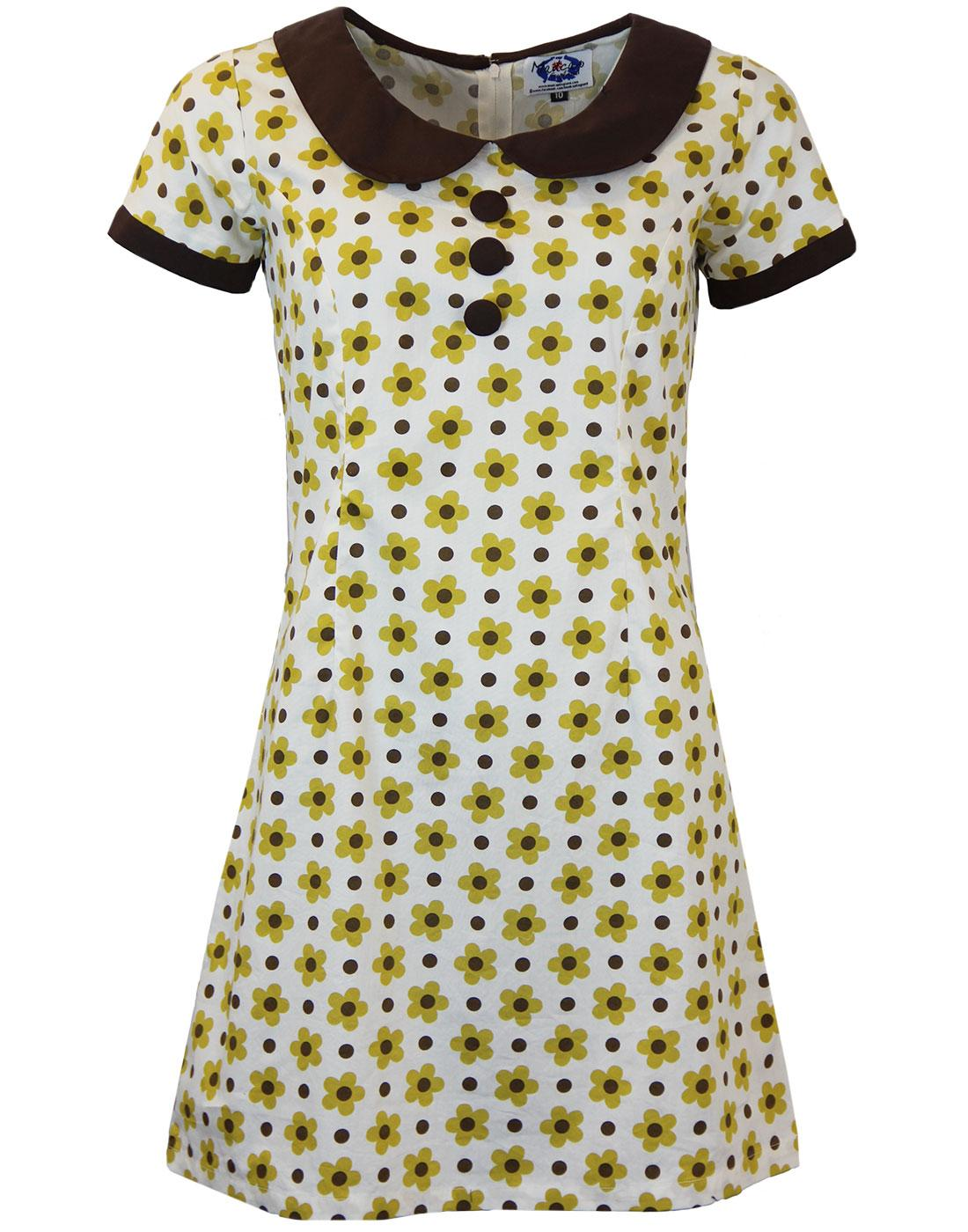 Dollierocker Floral MADCAP ENGLAND Polka Dot Dress