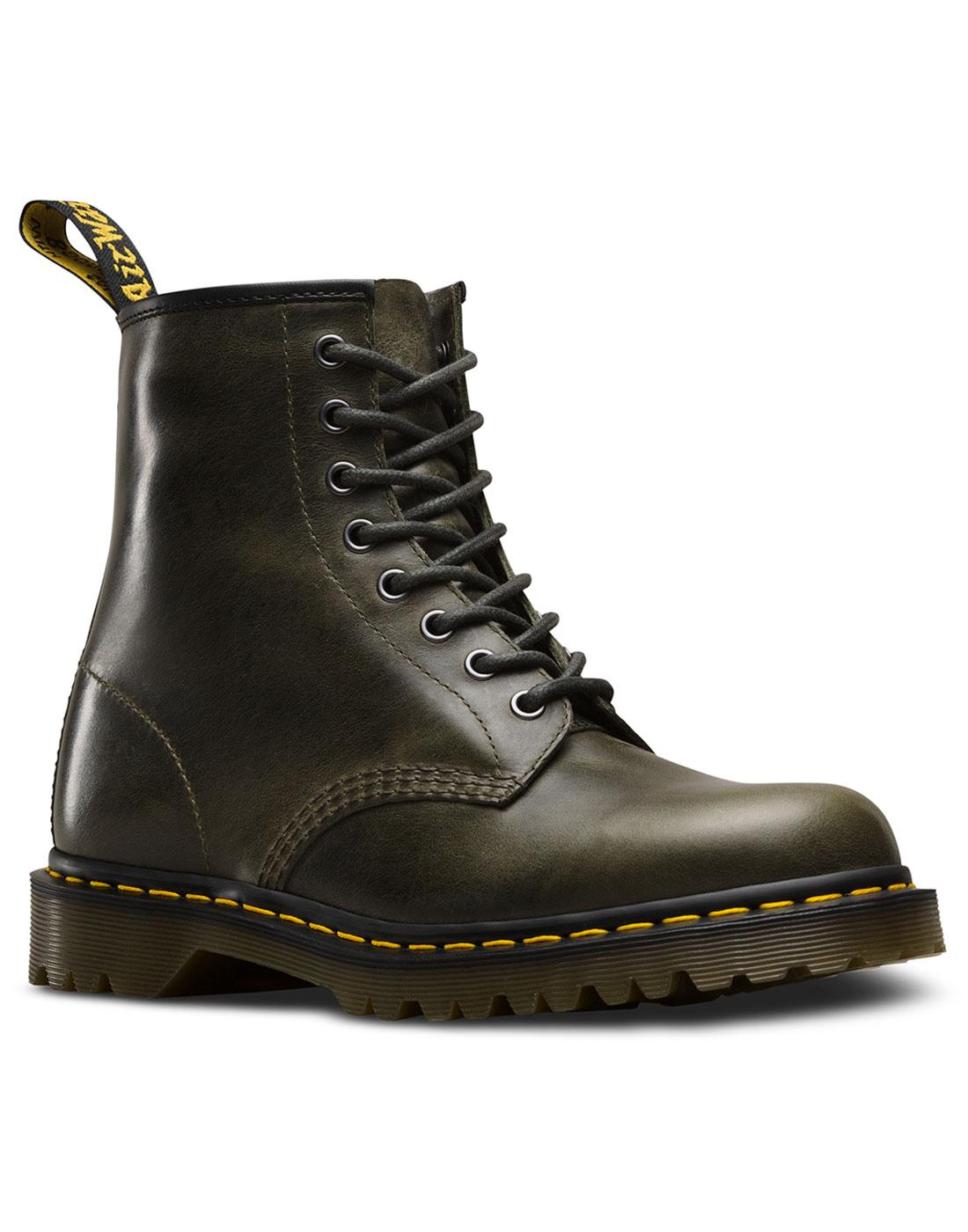 1460 Orleans DR MARTENS Retro 8 Eyelet Boots DT