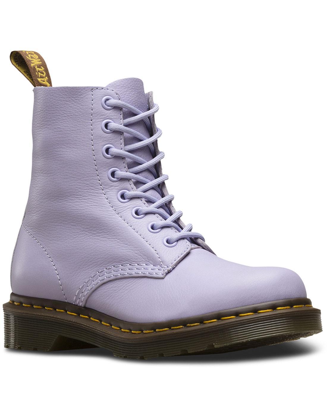 1460 Pascal DR MARTENS Retro Purple Heather Boots