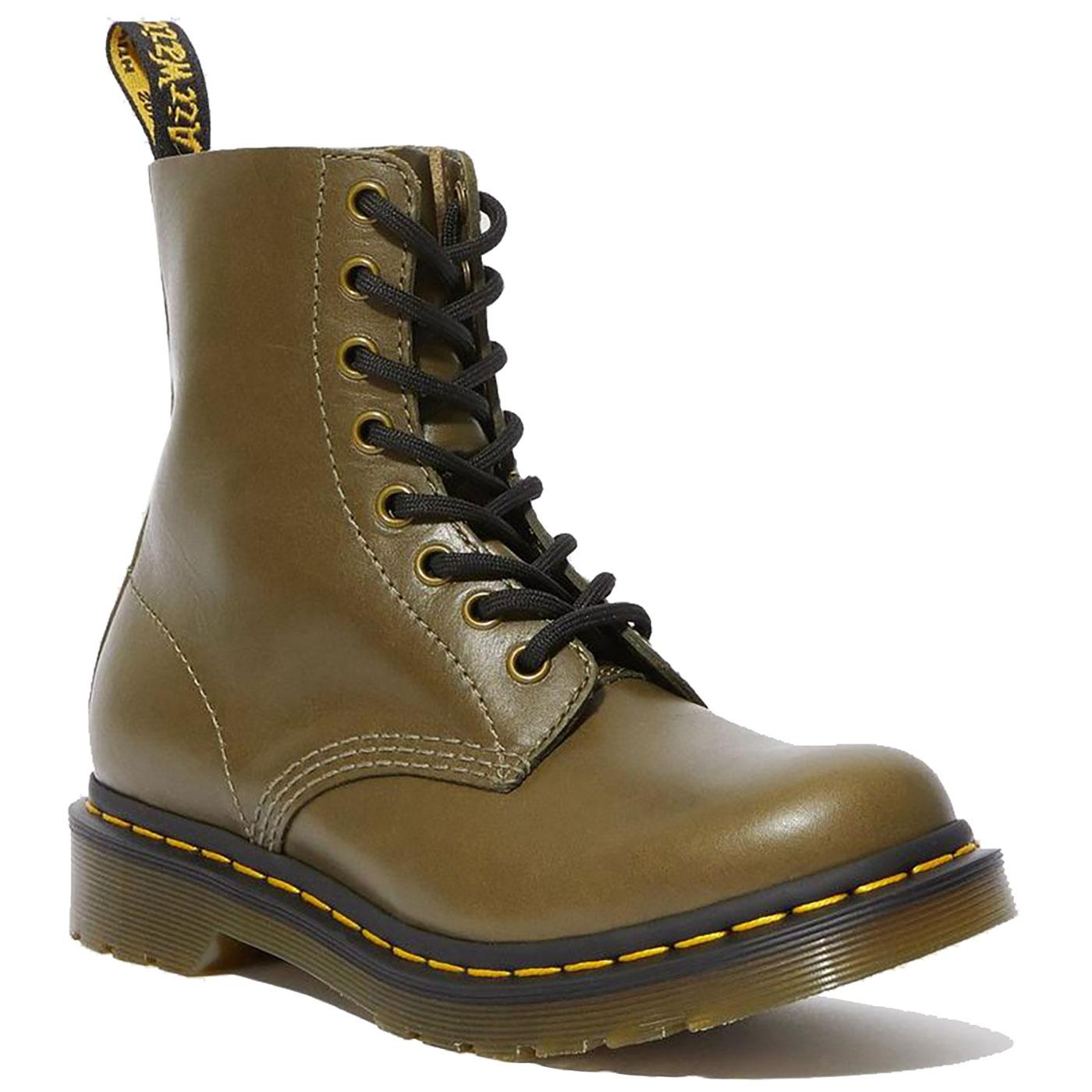 1460 Pascal Wanama DR MARTENS Womens Retro Boots O