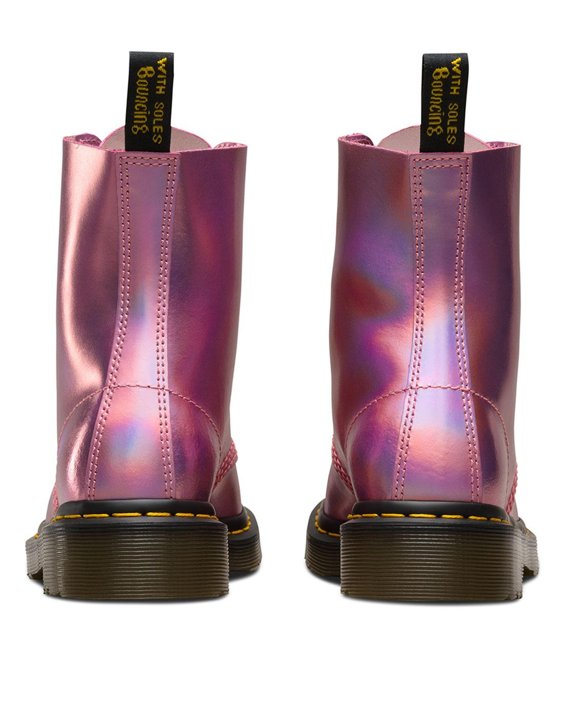 Dr Martens Stiefel Sale Dr Martens Iced Metallic Pascal