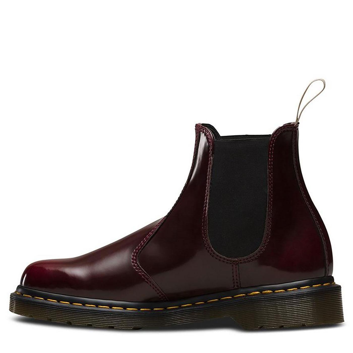 sehr günstig am besten geliebt offizieller Verkauf Vegan 2976 DR MARTENS Oxford Rub Off Chelsea Boots