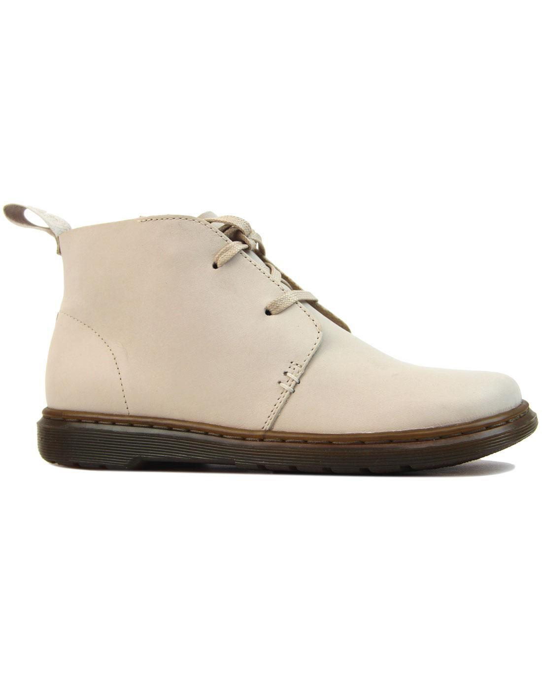 Cynthia DR MARTENS Mod Bone Temperley Chukka Boots