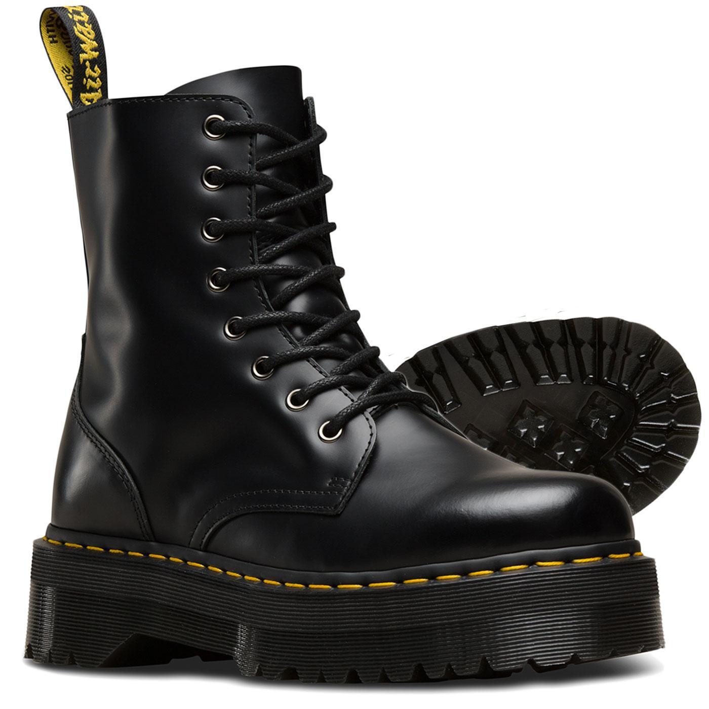 ca1134d84e2b DR MARTENS 'Jadon' Women's Punk Platform Boots in Black