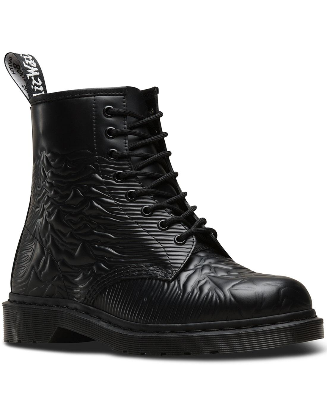 Unknown Pleasures DR MARTENS X JOY DIVISION Boots