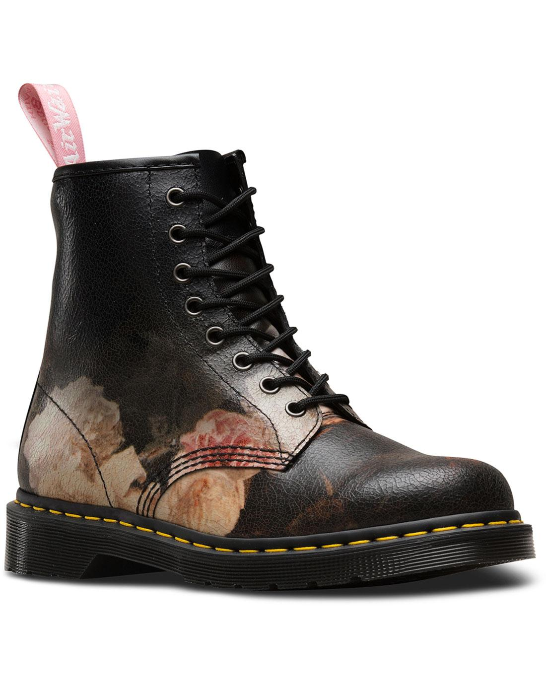 Power Corruption Lies DR MARTENS X NEW ORDER Boots