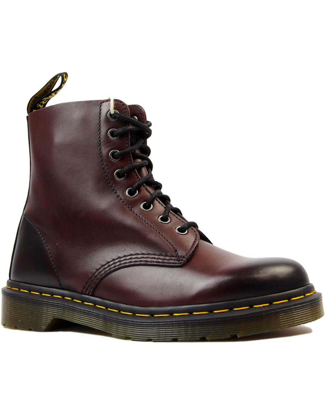 Pascal DR MARTENS Antique Temperley Boots (CHERRY)