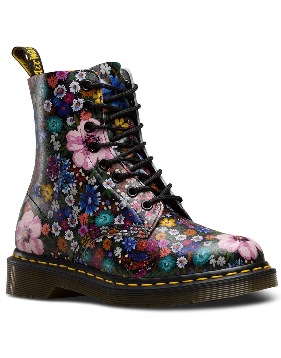 Pascal Wanderlust DR MARTENS Womens Floral Boots B