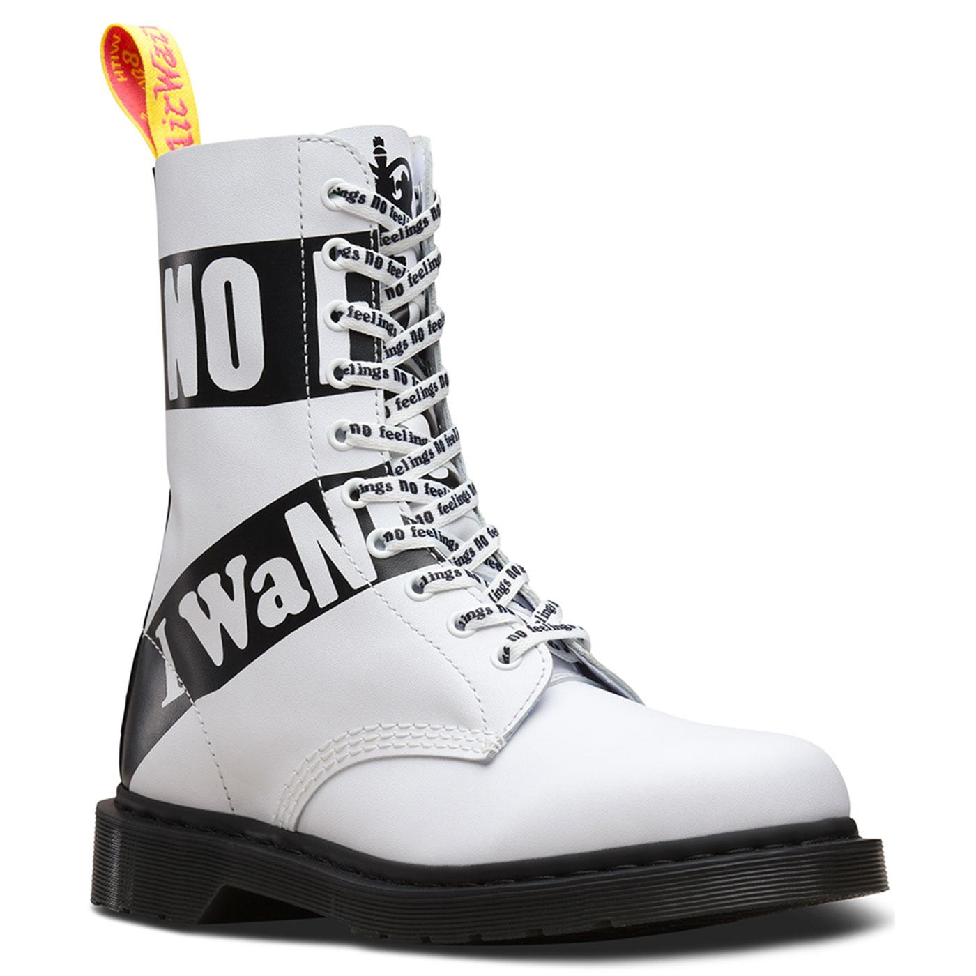 DR MARTENS x THE SEX PISTOLS Womens 1490 Boots