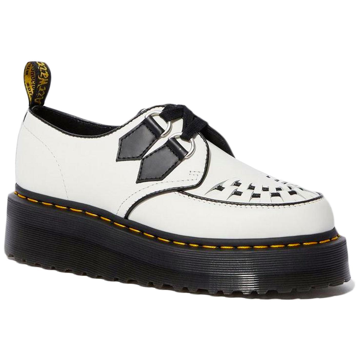 Sidney DR MARTENS Men's Retro Smooth Creepers W