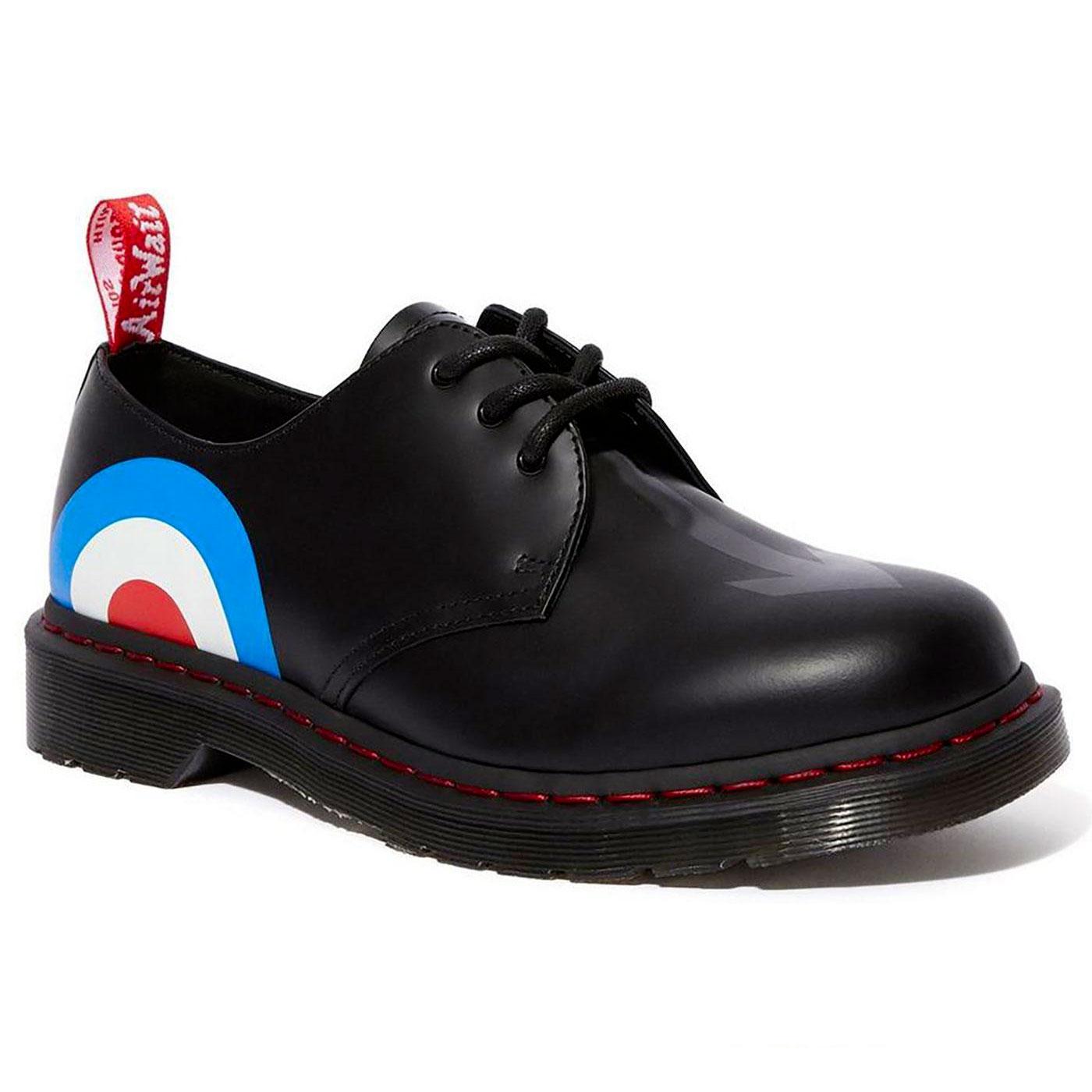 DR MARTENS X THE WHO 1461 Men's 60s Mod Shoes