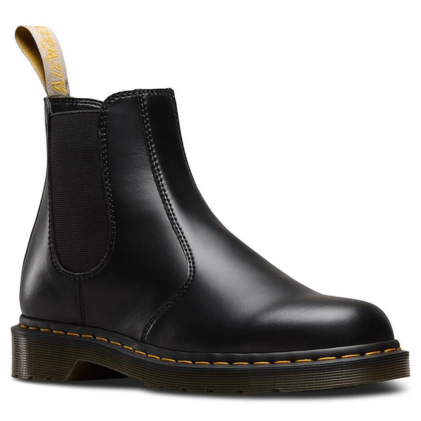 Vegan 2976 DR MARTENS Felix Rub Off Chelsea Boots